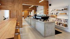 Místo - kavárna doubleshot Dejvice