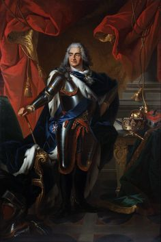 Augustus II 'the Strong' (1670-1733) – King of Poland and Grand Duke of Lithuania.