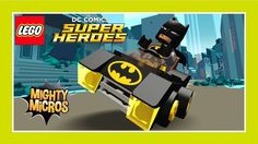 LEGO: DC Super Heroes Mighty Micros