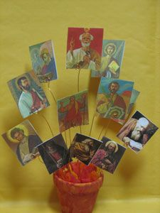 catholic pentecost crafts