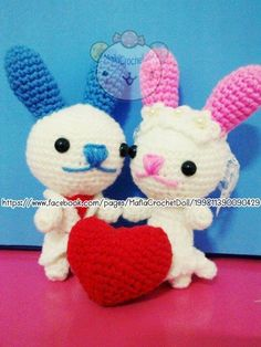Couple rabbit