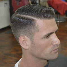 50 Fresh Hard Part Haircut Ideas – Men Hairstyles World Trendy Mens Hairstyles, Slick Hairstyles, Undercut Hairstyles, Haircuts For Men, Men Undercut, Men's Hairstyle, Medium Hairstyles, Wedding Hairstyles, Hard Part Haircut