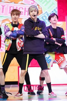 Yugyeom, Mark & Youngjae