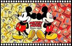 Bottom, kiss, jump aircraft, the first Mickey Mouse animation more interesting than you think Walt Disney Mickey Mouse, Mickey Mouse Cartoon, Mickey Mouse And Friends, Disney Pixar, Disney Images, Disney Pictures, Walt Disney Characters, Disney Posters, Mickey Mouse Pictures