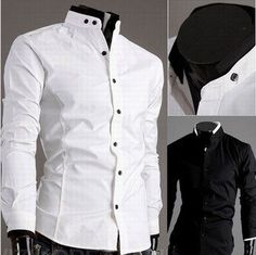 White Shirt Design For Man | Is Shirt