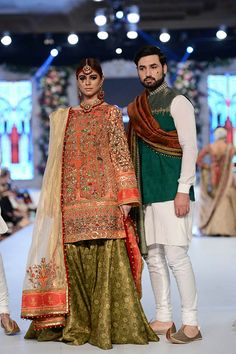 PLBW 2015 | PFDC Bridal Week 2015 Fahad Hussayn Kamiar Rokni | Secret Closet