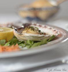 ecco la nostre versione della capasanta!...here is our personal variation of the sea scallop