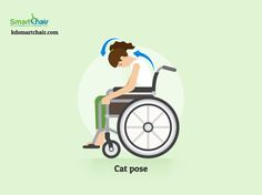 Yoga for Wheelchair Users: 8 Poses – KD Smart Chair