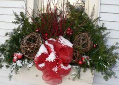 Paysage 101   Tout sur le design extérieur et l'aménagement paysager   Page 2 Christmas Wreaths, Christmas Decorations, Holiday Decor, Recherche Google, Pots, Boutique, Home Decor, Gardens, Christmas Home