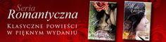 Seria romantyczna od wydawnictwa Egmont: http://magicznyswiatksiazki.pl/literatura-w-sam-raz-dla-kobiet/