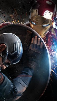 "Wallpaper for ""Captain America: Civil War"" , Wallpaper for ""Captain America: Civil War"" , – Marvel Marvel Dc Comics, Marvel Avengers, Marvel Art, Marvel Heroes, Marvel Movies, Avengers Memes, Comic Movies, Comics Spiderman, Thor Superhero"