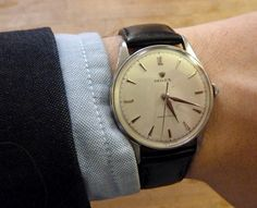 Vintage Rolex...enough said