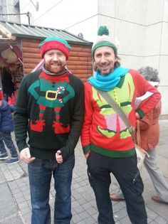 Elf ugly christmas sweater. There we go. This is how you do it. Amazing. Hahhahaha.