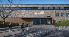 #Sportcentrum De Pijl te Naaldwijk #natuurleien #renovatie #Dynois