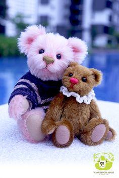 Trevor & Teddey by Wayneston Bears