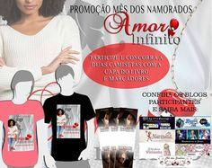 Clube do Livro! : [Blogueiras Unidas] Promoção Amor Infinito - JM Al...