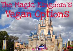 We love this handy guide to eating vegan at Disney World!
