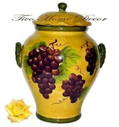Grape Kitchen Items | Grape Kitchen Decorations