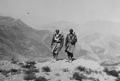 Lurs in the mountains of southwestern Iran in the early 1920s. The Lurs were conquered in the late 1920s by Reza Shah's military, stripped of their weapons, had their tents burned, and were forcibly settled.                                                 - Frank Hole, Professor of Anthropology, Senior Research Scientist, Yale University.