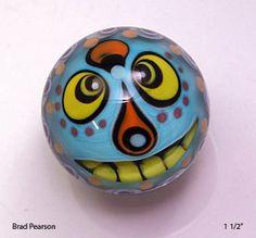 Brad Pearson ~ Tiki Marble