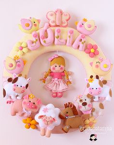 Para dar as boas-vindas à Júlia! ♡ by Ei menina! - Érica Catarina, via Flickr