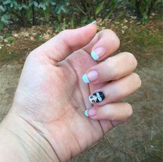 Hello ! Aujourd'hui je vous présente l'un de mes nailart fais par yokonailart ! N'hésitez pas à vous abonné à mon instagram : agathe.nailart