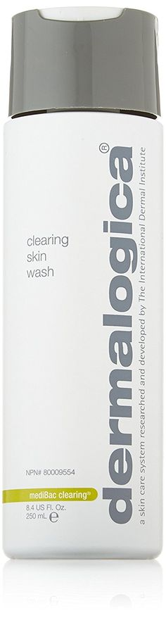 Dermalogica Clearing Skin Wash, 8.4 Fluid Ounce * Check out the image by visiting the link.