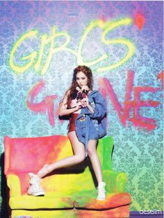 Girls' Generation -  Jessica i got a boy