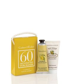 Citron, Honey & Coriander Mini 60 Second Fix Kit for Hands | Crabtree & Evelyn
