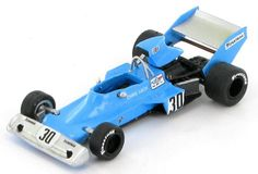 The Amon Ford A1 as entered in the 1974 Monaco Grand Prix by Chris Amon. Chris failed to make the start due to suspension problems.