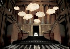 CLOUD Suspension #Lamp by #kennethcobonpue for HIVE [design by hive]