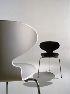 Ants by Arne Jacobsen #minimal #design #chair @codeplusform