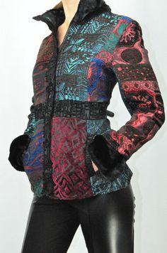 Why hello perfect Winter Jacket!!! Jump right in my closet, why don'tcha! LINDI Jacket $59
