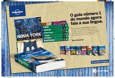 #publicacao #job #trabalho Cliente Editora Globo Guias Lonely Planet Agência Globo