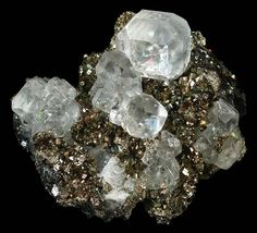 Fluorite, Pyrite from Mexico -- gorgeous! Minerals And Gemstones, Rocks And Minerals, Beautiful Rocks, Mineral Stone, Rocks And Gems, Stones And Crystals, Gem Stones, Just For You, Scandinavian Christmas