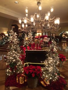 Christmas At The Houstonian Is A Magical Thing