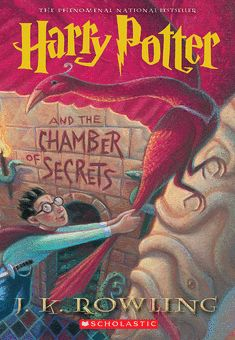 Harry Potter and the Chamber of Secrets PB By: J.K. Rowling | Ages 9 and Up |Grades 4-7