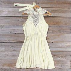 Mystic Lace Dress, Sweet Women's Party Dresses