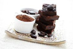 Raw Date Brownies to celebrate Tu B'Shvat