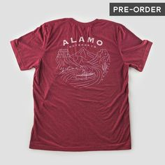 This is the last week to pre-order your River Rover shirt and save a few bucks!Link in bio#ysbo #aoco #canoe #texasrivers