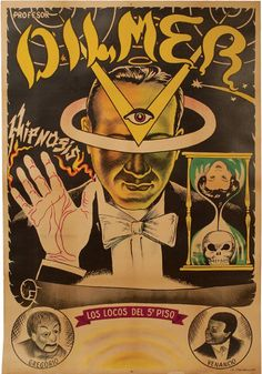 nouveau media Vintage Circus Posters, Vintage Ads, Vintage Images, Clowns, Art Magique, Retro, Magic Illusions, Magic Show, Vintage Witch