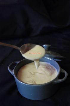 La cocina de mi abuelo: Salsa: Salsa de tetilla