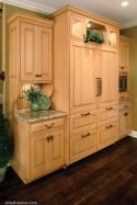 Traditional Ivory kitchen with basket drawers | Sinead | Pinterest ...
