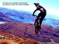 """Toda una semana llena de oportunidades para conseguir nuevos objetivos!  """" No dejes que tu pasado, sea cual sea, oscurezca tu visión de un futuro brillante """"  #bikestocks #bikes"""