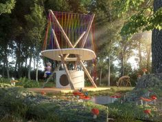 Fantastical cubby designs compete to be Australia's best   ArchitectureAU