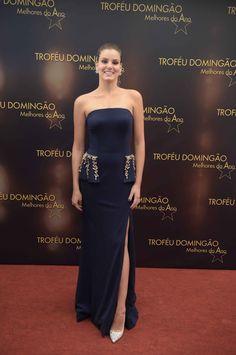 Camila Queiroz no Melhores do Ano no #Domingão