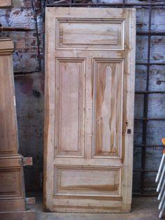 restaurierte und wieder eingebaute historische zimmert r von florian langenbeck historische. Black Bedroom Furniture Sets. Home Design Ideas