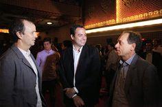 Paulo Câmara presente no Cine PE - domingo 03 de maio - 03-05-2015 | NoticiaBR.com
