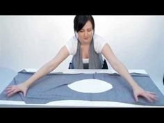 ▶ DIY - No-Sew Flowy T-Shirt Vest! - YouTube
