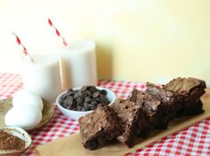 Intensely Chocolate Cocoa Brownies | Genius Kitchen